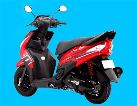 Yamaha Launches Ray Z In India for Rs 48