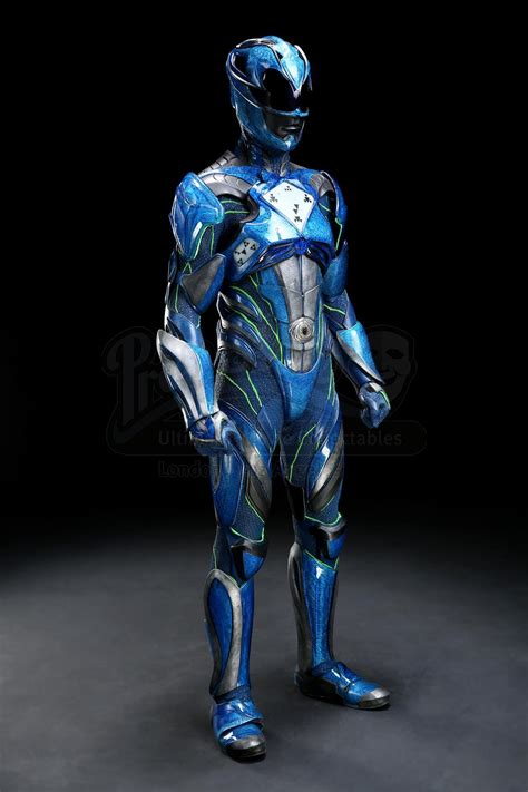 Power Rangers Movie 2017 Costumes and Props Up for Auction
