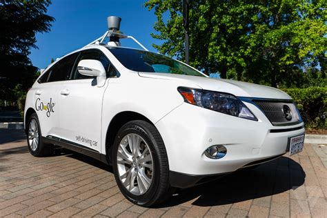 Watch the moment a self-driving Google car sideswipes a