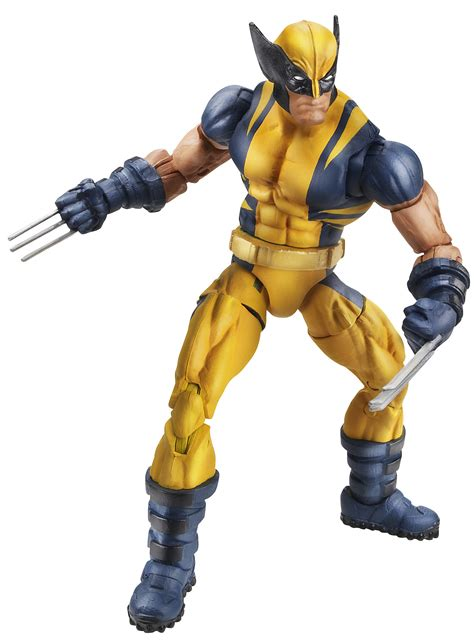 Toy Fair 2013: Wolverine 6″ Legends And 3