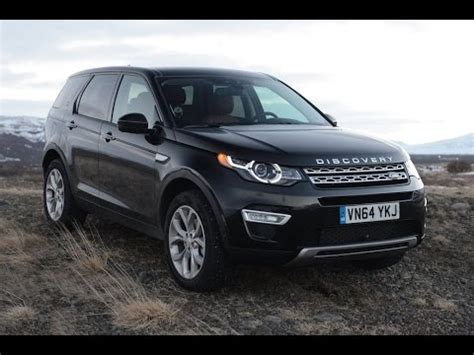 2015 Land Rover Discovery Sport Review - YouTube