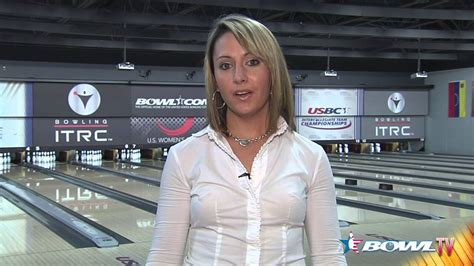 USBC Bowl For The Cure: Stefanie Nation - YouTube