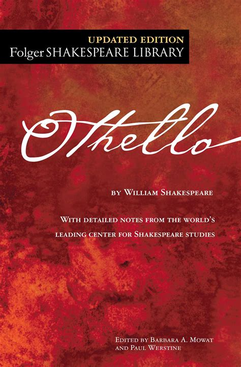 Othello   Book by William Shakespeare, Dr